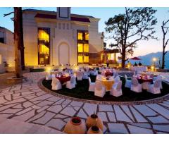 Corporate Events in Mussoorie – Royal Orchid Fort Resort in Mussoorie