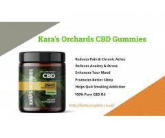 Kara's Orchards CBD Gummies UK| Does It Really Work Or Not?