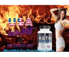 What's Keto advanced 1500 weight loss?