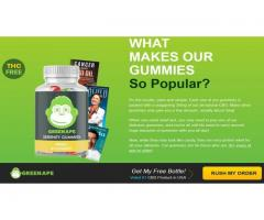 How Does Green Ape CBD Gummies Work And Is It RiskFree!