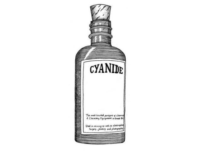 Cyanide pills, Powder and Liquid for sale 98% Purity