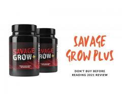 Is Savage Grow Plus Work for Virility Gain?