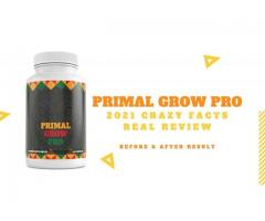 Primal Grow Pro - Is Permanent Result Oriented?