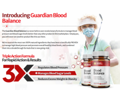 Guardian Botanicals Blood Balance Reviews - Does It Really Work?