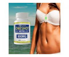 What is the average Limitless One Shot Keto Reviews?