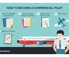 Commercial Pilot Training in Canada