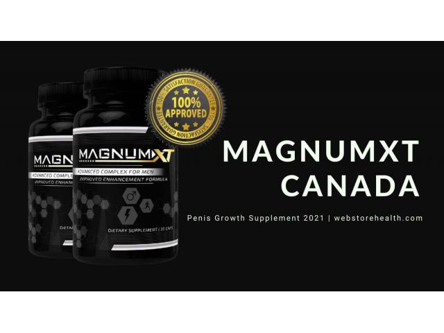 Magnumxt Canada - Male Enhancement Review