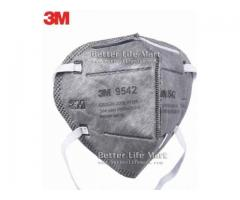 3M 9542 KN95 respirator Activated Carbon Face Mask