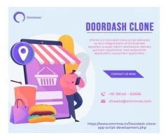 Buy ready-made doordash clone app for your single/multi food store