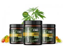 What are the advantages of Karas Orchards CBD Gummies UK?
