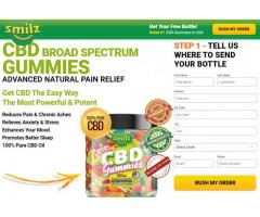 The Truth About Smilz CBD Broad Spectrum Gummies Is About To Be Revealed.