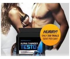 What are the adverse effects of using Alpha Thunder Testo?