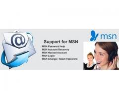 Reset Password for MSN Email Account