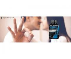 How does Alpha Thunder Testo Canada work for Male Enhancement?