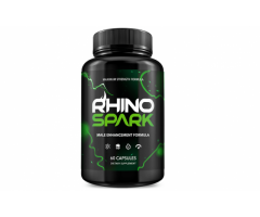 Rhino Spark Male: Check Benefits And Buy Now !