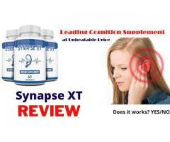 People Who Are On The Verge of a Health Collapse Use Synapse Xt.
