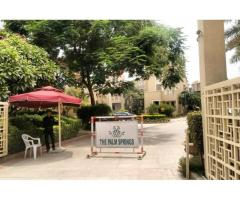 Service Apartments in Emaar The Palm Spring – 4 BHK Service Apartments on Golf Course Road