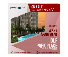 Luxury Apartments in Golf Course Road Gurugram – DLF Park Place For Sale