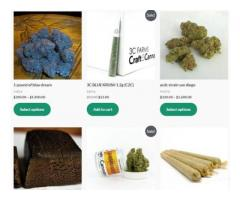 We Sell a Great Variety of High Quality Marijuana Products