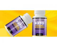 Keto Strong Reviews- Shocking Diet Pills Side Effects or Price