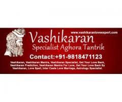 get love or marriage problems solutions by vashikaran  +91-9818471123