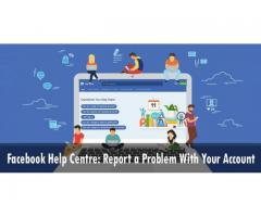 Facebook Help Centre: Report a Problem With Your Account