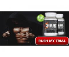 Celuraid Extreme - Increase strength and stamina
